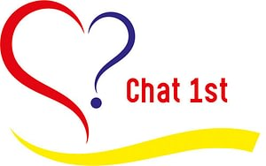 Chat 1st Logo