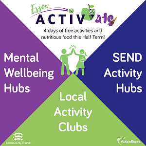 Essex ActivAte for Whitsun Half Term