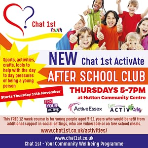 Chat 1st Youth - After Schools Club